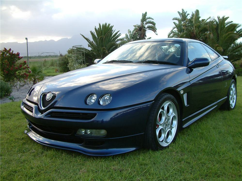 medium resolution of 2002 alfa romeo gtv 12