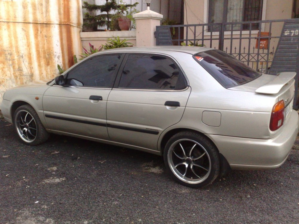 medium resolution of 2003 suzuki baleno 3