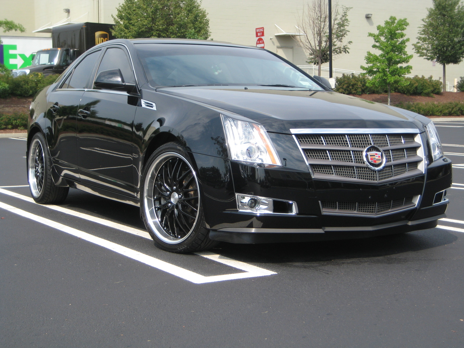hight resolution of 2008 cadillac cts 13