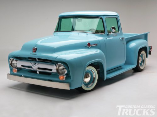 small resolution of 1956 ford f 7