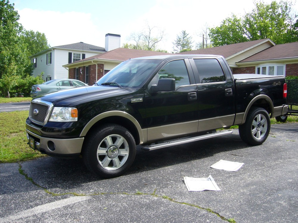 medium resolution of 2006 ford f 150 4