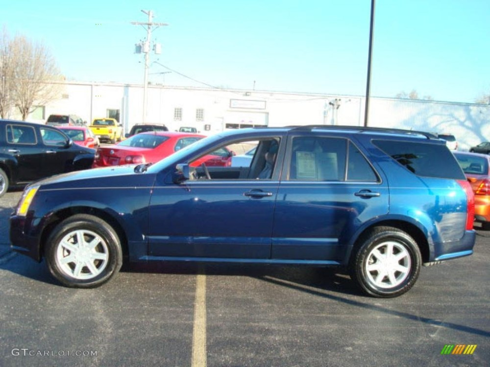 medium resolution of 2005 cadillac srx 10