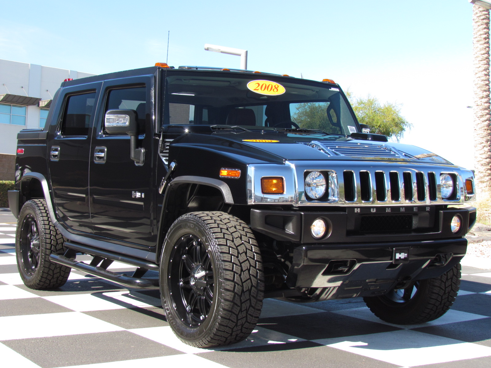 2008 Hummer H2 Sut Photos Informations Articles
