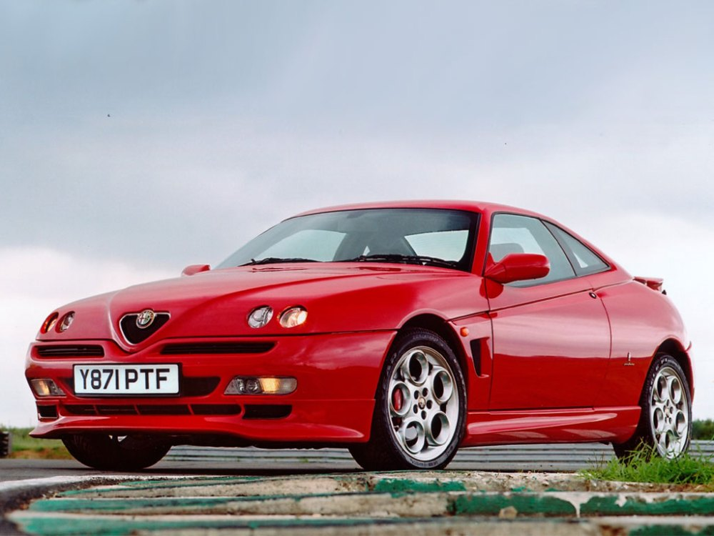 medium resolution of 2002 alfa romeo gtv 4