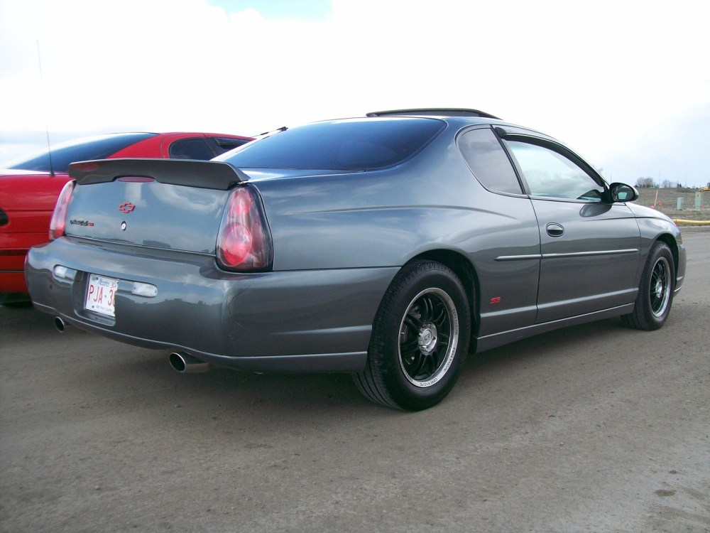 medium resolution of 2004 chevrolet monte carlo 11