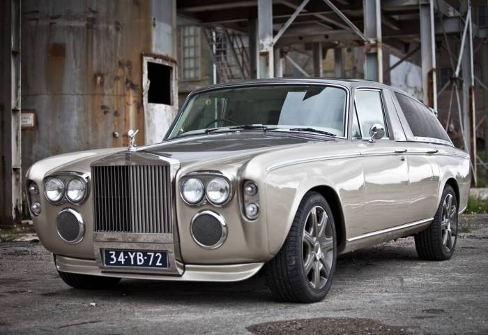 Rolls Royce Silver Shadow Photos Informations Articles