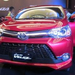 Spesifikasi Grand New Veloz All Camry Usa Harga Dan Toyota 2015 Informasi Produk
