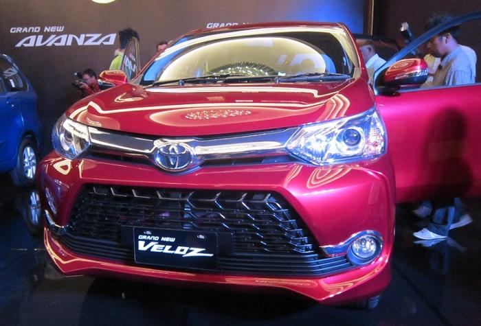 toyota grand new veloz 2015 yaris cvt trd harga dan spesifikasi informasi produk