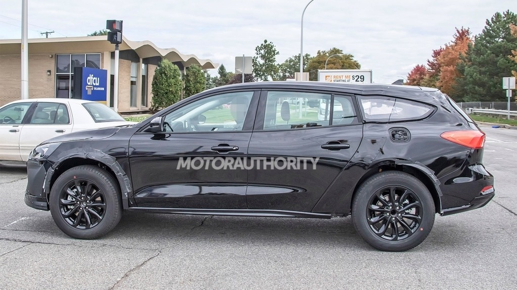 2021 Ford Fusion Spy Photos