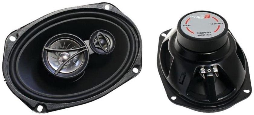 CERWIN VEGA XED693 3-Way Speakers