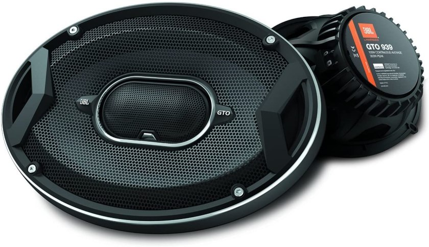 JBL GTO939 Coaxial Sound Speakers