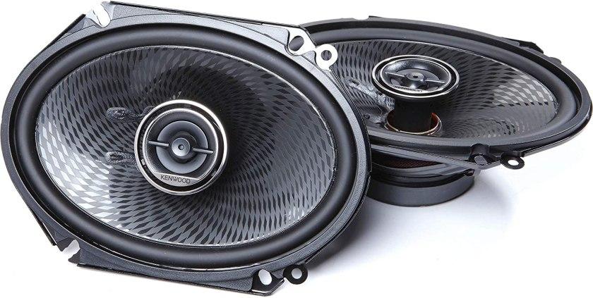 Kenwood KFC-C6896P Car Speakers