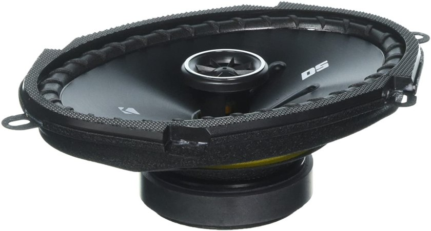 Kicker 43DSC6804 6x8-Inch Speakers
