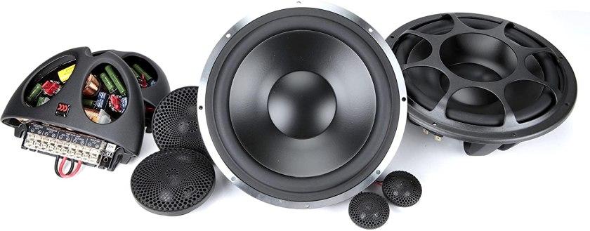 Morel Elate Ti 903 Component Car Speakers