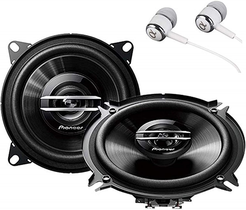 Best 4-Inch Component Car Speakers Pioneer TS-G1020S Component Speaker