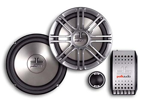 Best Car Speakers for Sound Quality and Bass Polk Audio DB6501 Component System