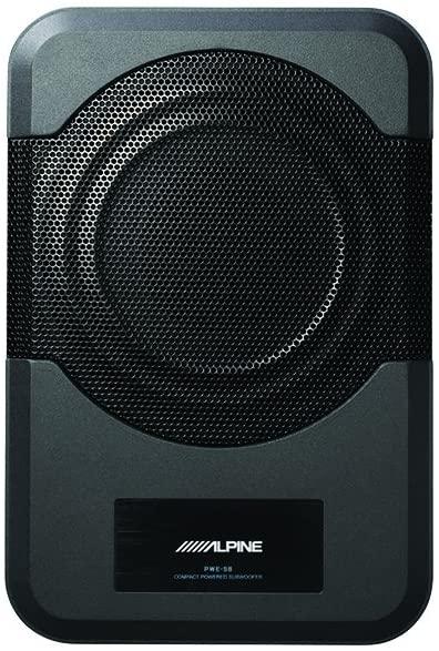 Best 8-inch Subwoofer Car Audio Alpine Electronics PWE-S8 Subwoofer