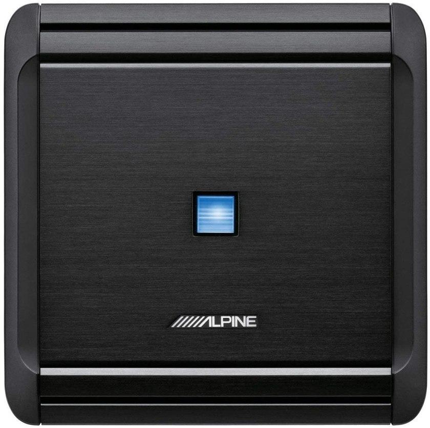 Alpine MRV-F300 Amplifier Best 4 Channel Amplifiers Under $200