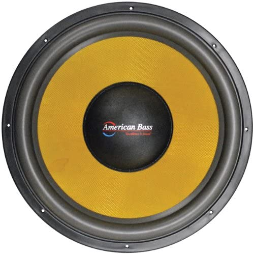 Best 8-inch Subwoofer Car Audio American Bass Competition Woofer
