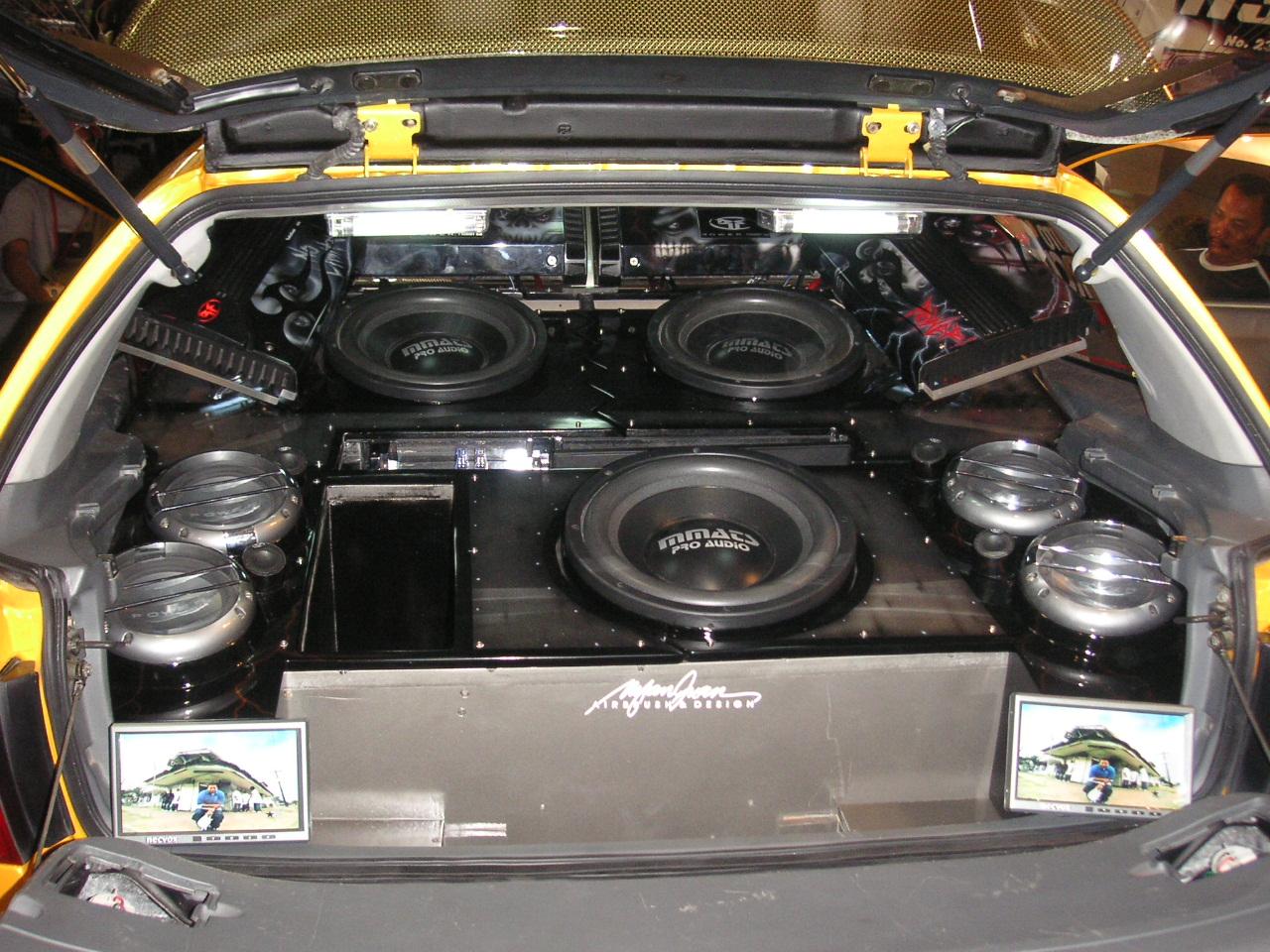 Best 8-inch Subwoofer Car Audio