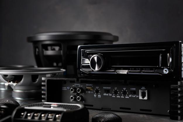 best 4-channel amp for door speakers