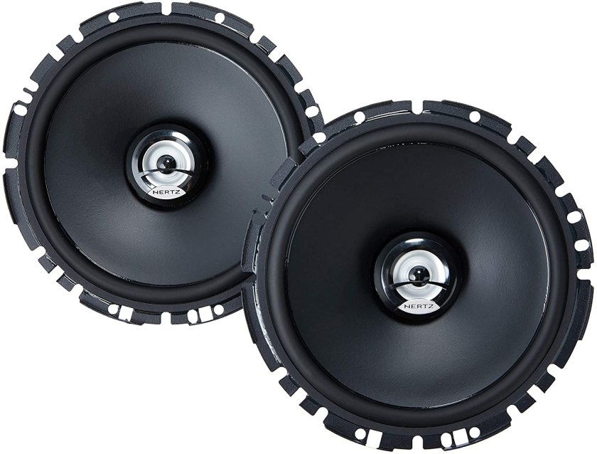 Best 6 3.4 Speakers HERTZ DCX 170.3 Coaxial Speakers