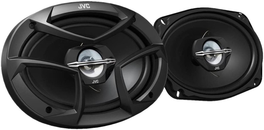 JVC CS-J6930 Coaxial Car Speakers Best 3 Way Speakers Car Audio