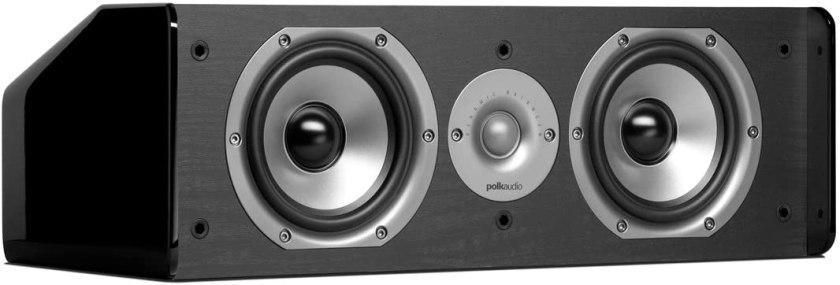 Polk Audio CS10 Center Channel Speaker Best High End Center Channel Speaker