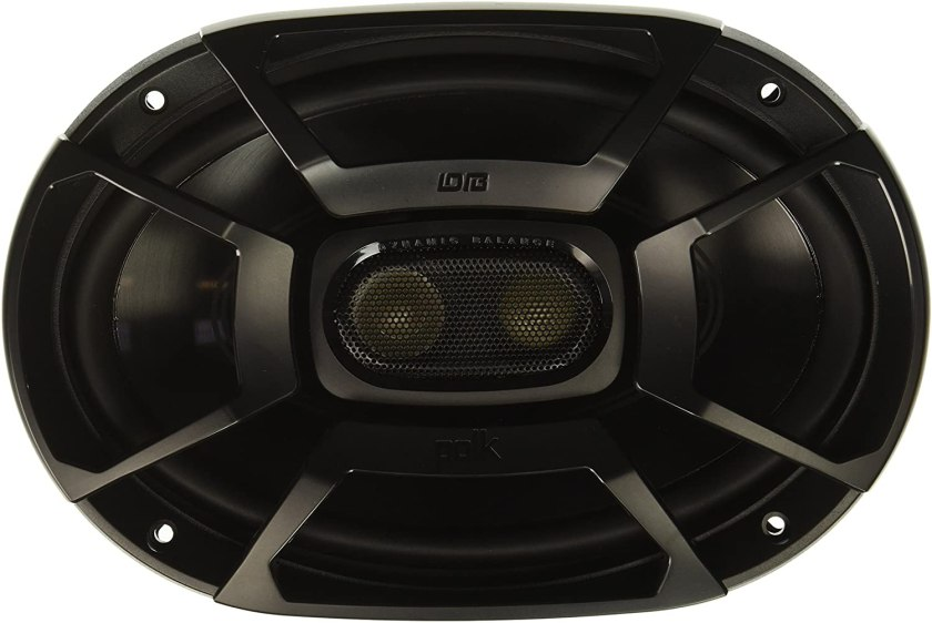 Best 6x9 Speakers for Bass Without Amp Polk Audio DB692 Speakers