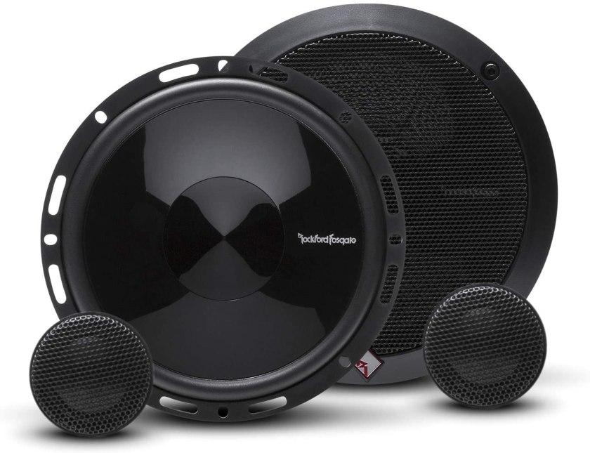 Rockford Fosgate P165-SI Component Speaker Best 6.5 Component Speakers Under $200
