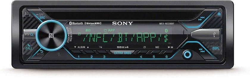 Sony MEX-N5200BT Car Stereo