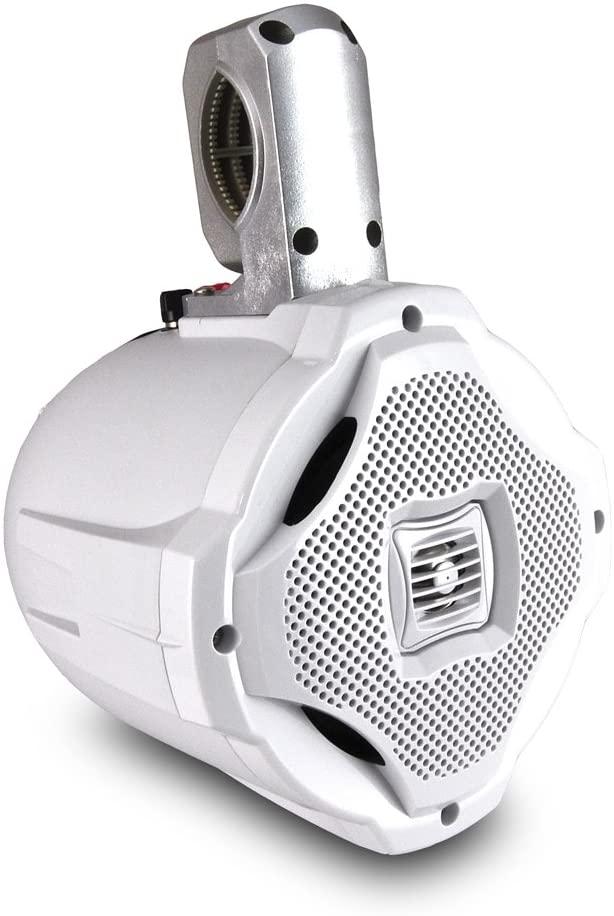 Two-way lanzar AQWB65W marine wakeboard tower speaker