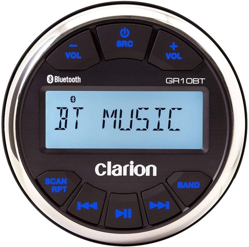 Clarion GR10BT Stereo System