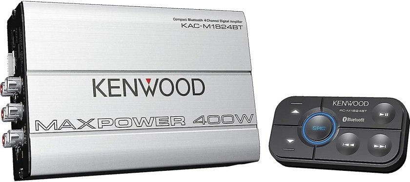 Kenwood 1177524 Marine Amplifier Best Marine Amplifier for the Money