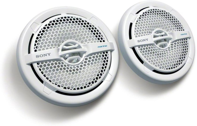 Sony XSMP1611 6.5-Inch Marine Speakers What Are The Best Marine Speakers