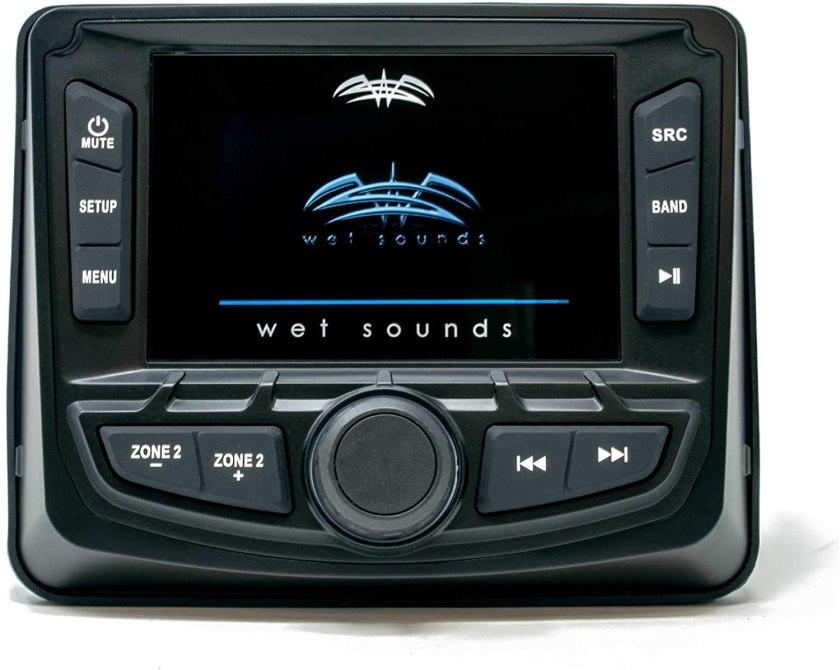 Wet Sounds WS-MC-2 Marine Stereo