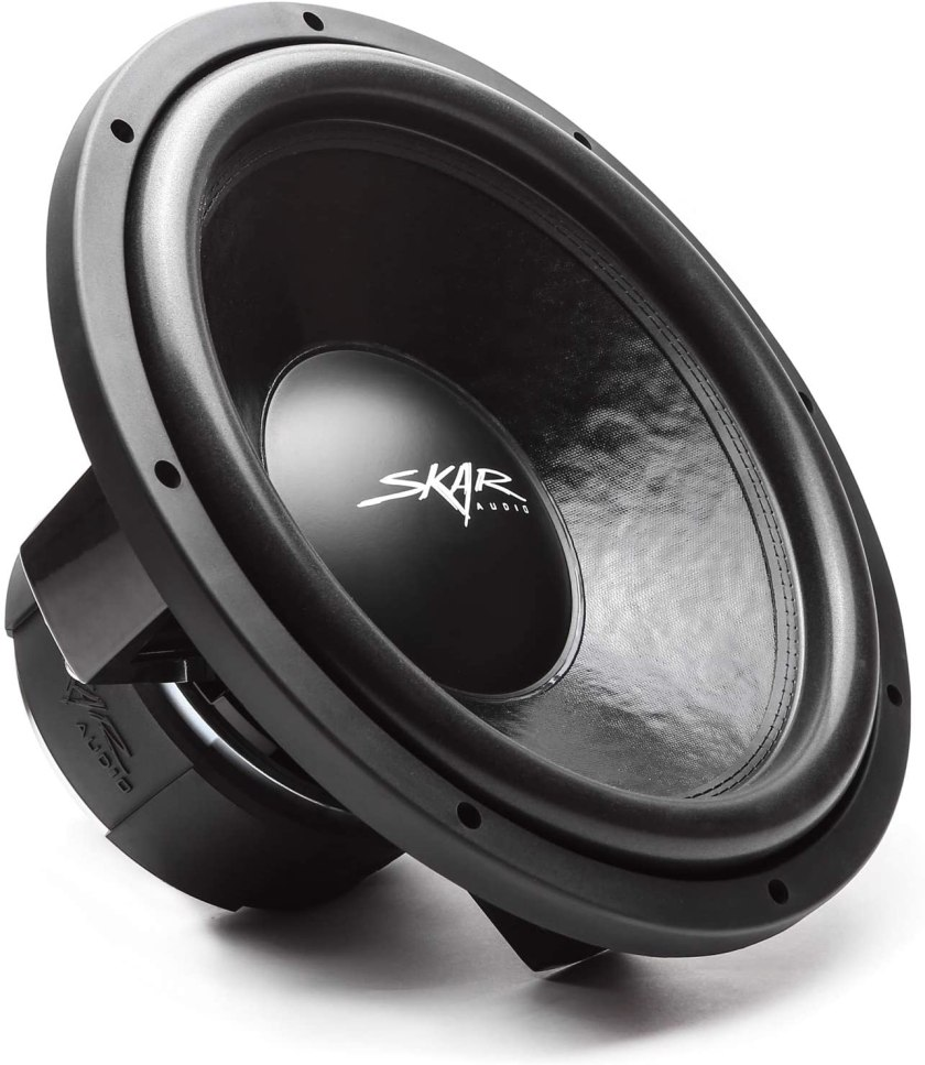 Skar Audio DDX-15 D2 15 1500 Watt Max Power Dual 2 Ohm Car Subwoofer Best 15 inch Subwoofer Under $200