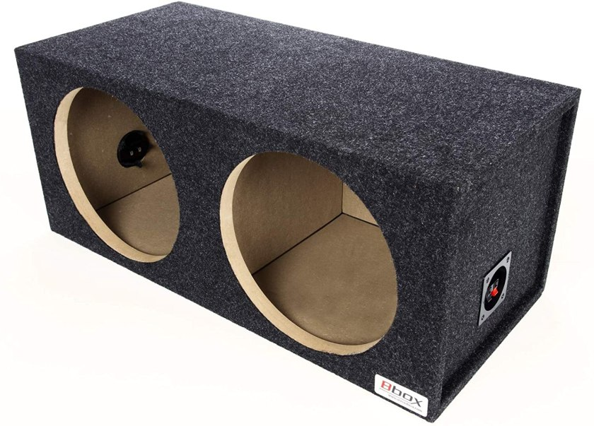 Bbox E10D Dual 10 Inch Best 10 Inch Sealed Box for Subwoofer