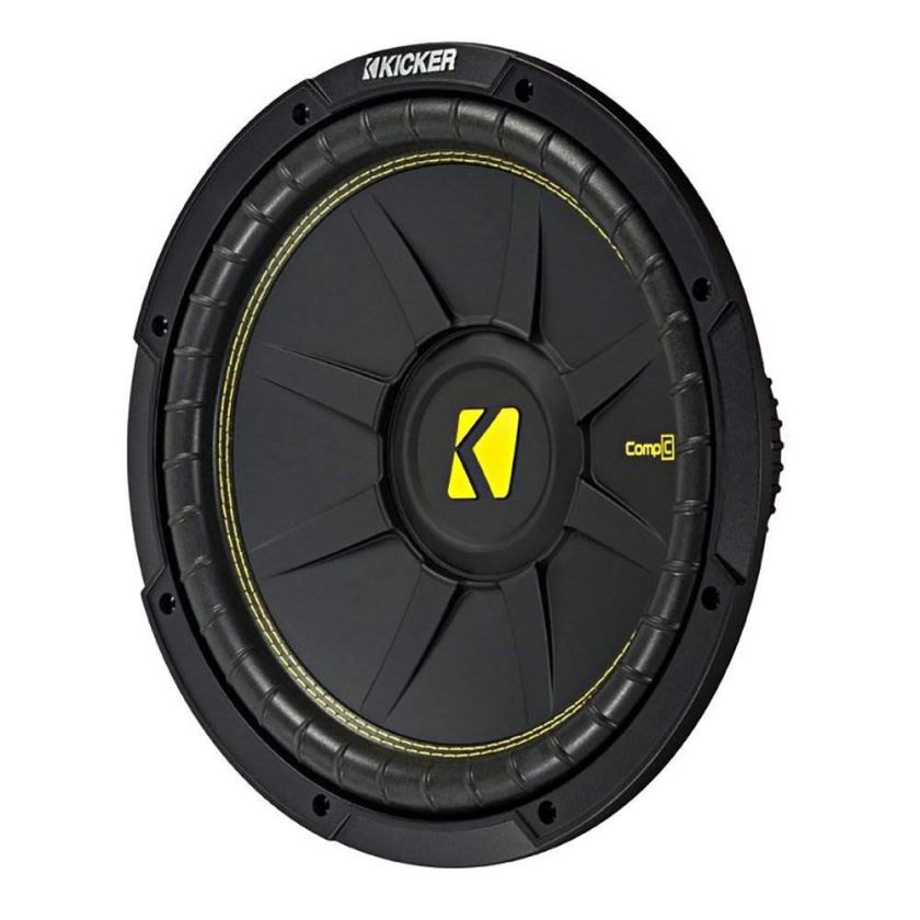 Best 10 Inch Free Air Subwoofer Kicker CompC 44CWCS104 Subwoofer