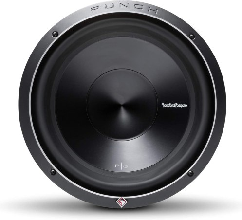 Best 12 Inch Subwoofers in the Market Rockford-Fosgate-P3D4-Subwoofer