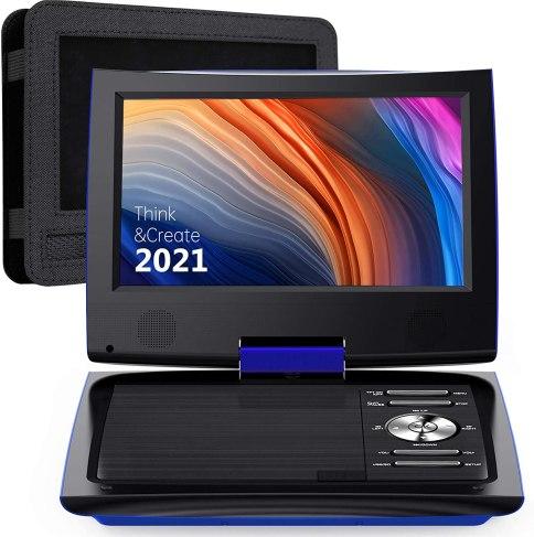 Best Portable DVD Player under $50, SUNPIN Portable DVD Player
