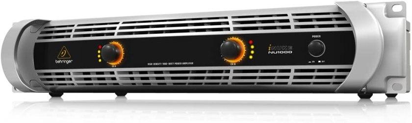 Best 1000 Watt Amp for the Money, BEHRINGER iNUKE NU1000
