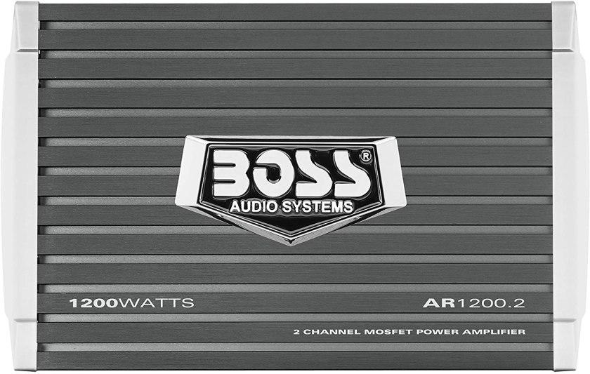 BOSS AR1200.2 Amplifier