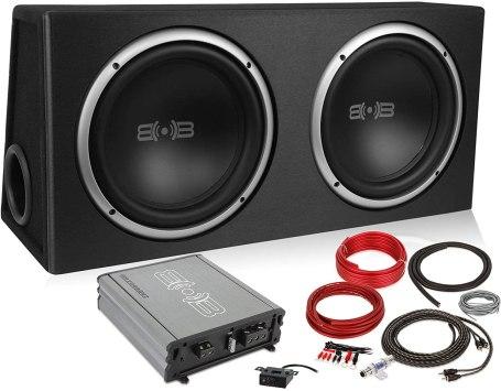 Best Sub And Amp Combo Best Buy, Belva 1200-Watt Complete Subwoofer Package