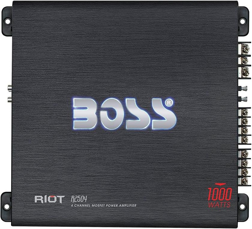 Boss Audio R2504 Amplifier