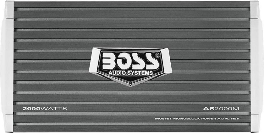 Boss Audio System AR2000M Amplifier