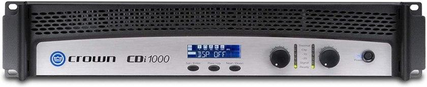 Best 1000 Watt Amp for the Money, Crown CDi 1000 Amplifier