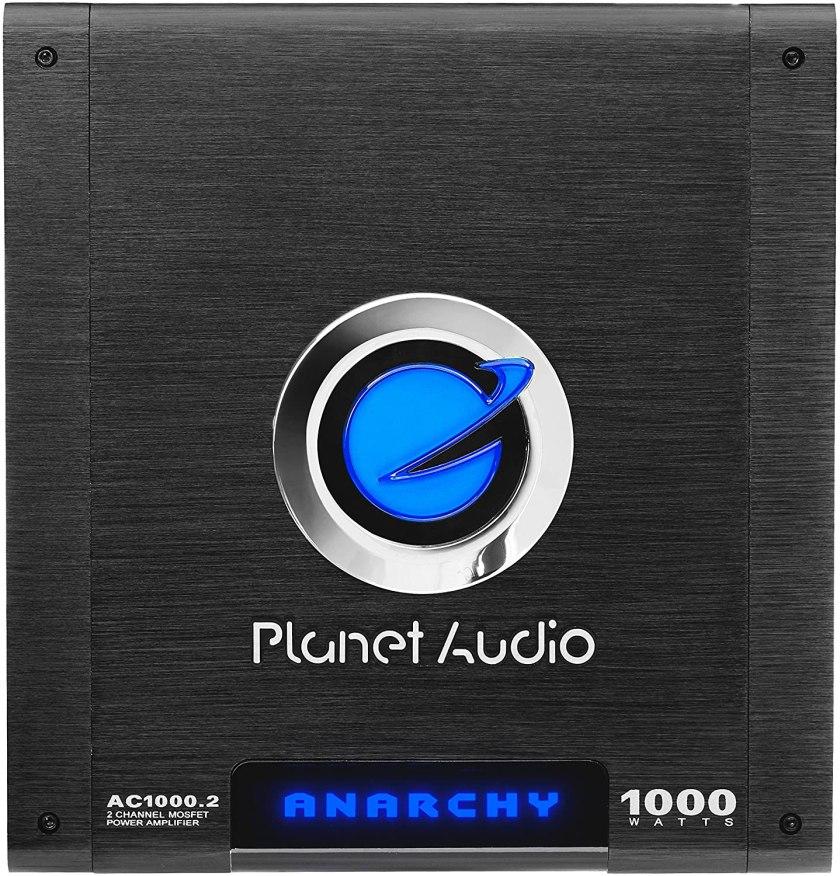 Planet Audio AC1000.2 Amplifier