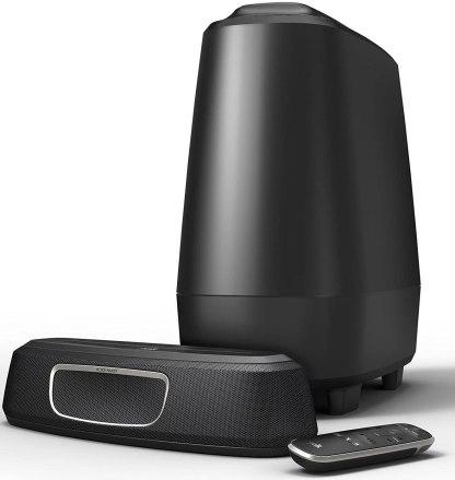 Polk-Audio-MagniFi-Mini-Soundbar Best Soundbar with Subwoofer under 100