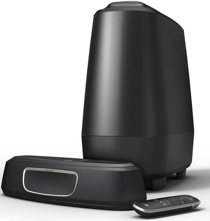 Polk Audio MagniFi Mini Soundbar Best Soundbar with Subwoofer under 100